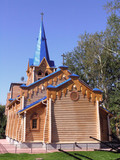 lutheran church poster