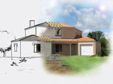 construire une maison - Fine Art prints