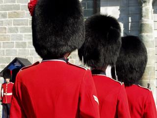 four guardsmen
