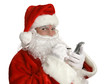 santa's nice list on pda