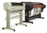large format ink-jet printers poster