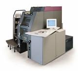 digital printing press poster