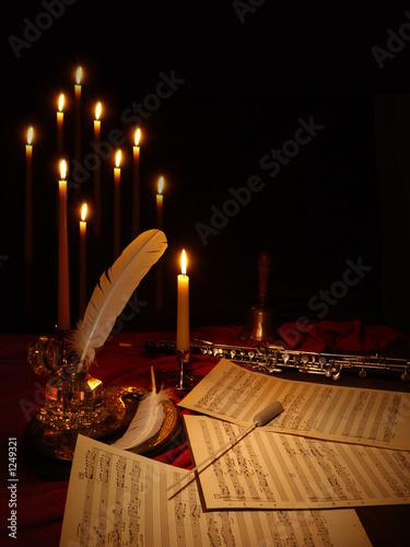 composing music - 1249321