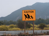 immigrant crossing poster