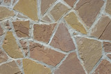 flagstone wall poster