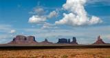 monument valley scenario, arizona poster