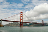 golden gate, san francisco, california poster
