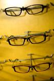 eyeglass frames poster