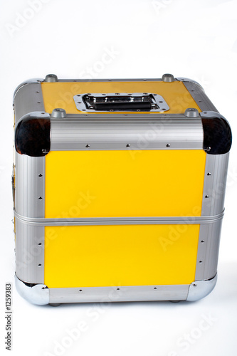 disc jockey suitcase