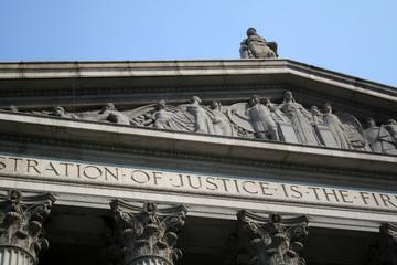 courthouse pediment