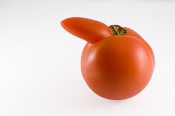 well hung tomato #2