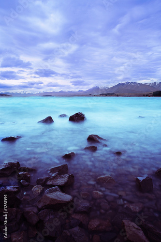 the mystifying lake tekapo
