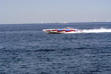 schnellbootrennen