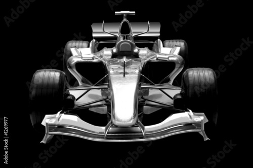 Formuła 1 samochód
