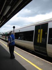 railway signal man