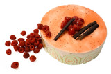 raspberry mousse cake 2 poster