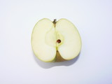 half an apple poster