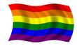 gay regenbogen fahne