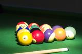 pool game poster
