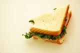 half sandwich poster