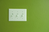 light switch green poster