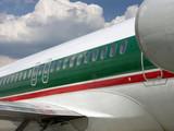 passenger plane poster