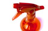 red spray bottle poster