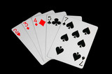worst poker hand poster