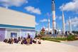 nasa tour/rocket garden