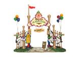 carnival entrance poster