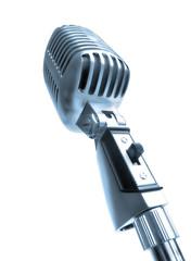 """""""retro"""" microphone"""
