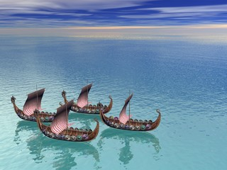 viking fleet 2