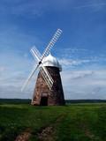 windmill in field poster