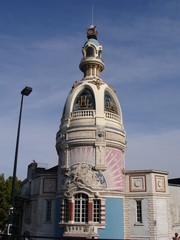 la tour lu, le lieu unique