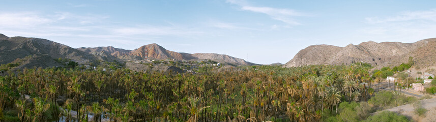 panorama of mulege