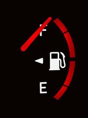 full tank of gas