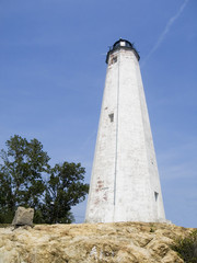 lighthouse at lighthouse point