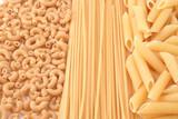 whole grain pasta poster