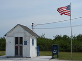 smallest us post office poster