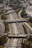 freeway curve poster