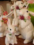 porcelain bunnies poster