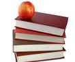 books and nectarine