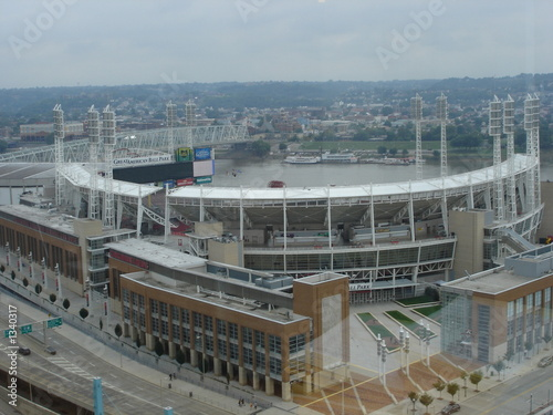 stadium in cincinnati