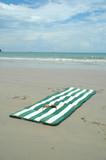 beach, sunglasses and madras poster