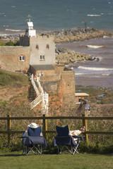sidmouth jurassic coast sidmouth devon england