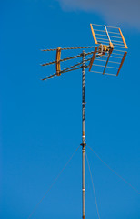antena tv  uhf