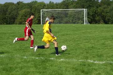 youth soccer 2006-2