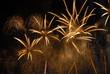 Leinwandbild Motiv fireworks