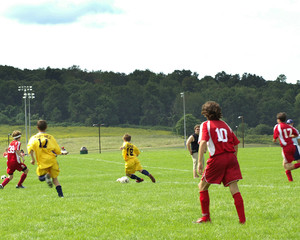 youth soccer 2006-12