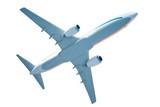 generic airplane model poster